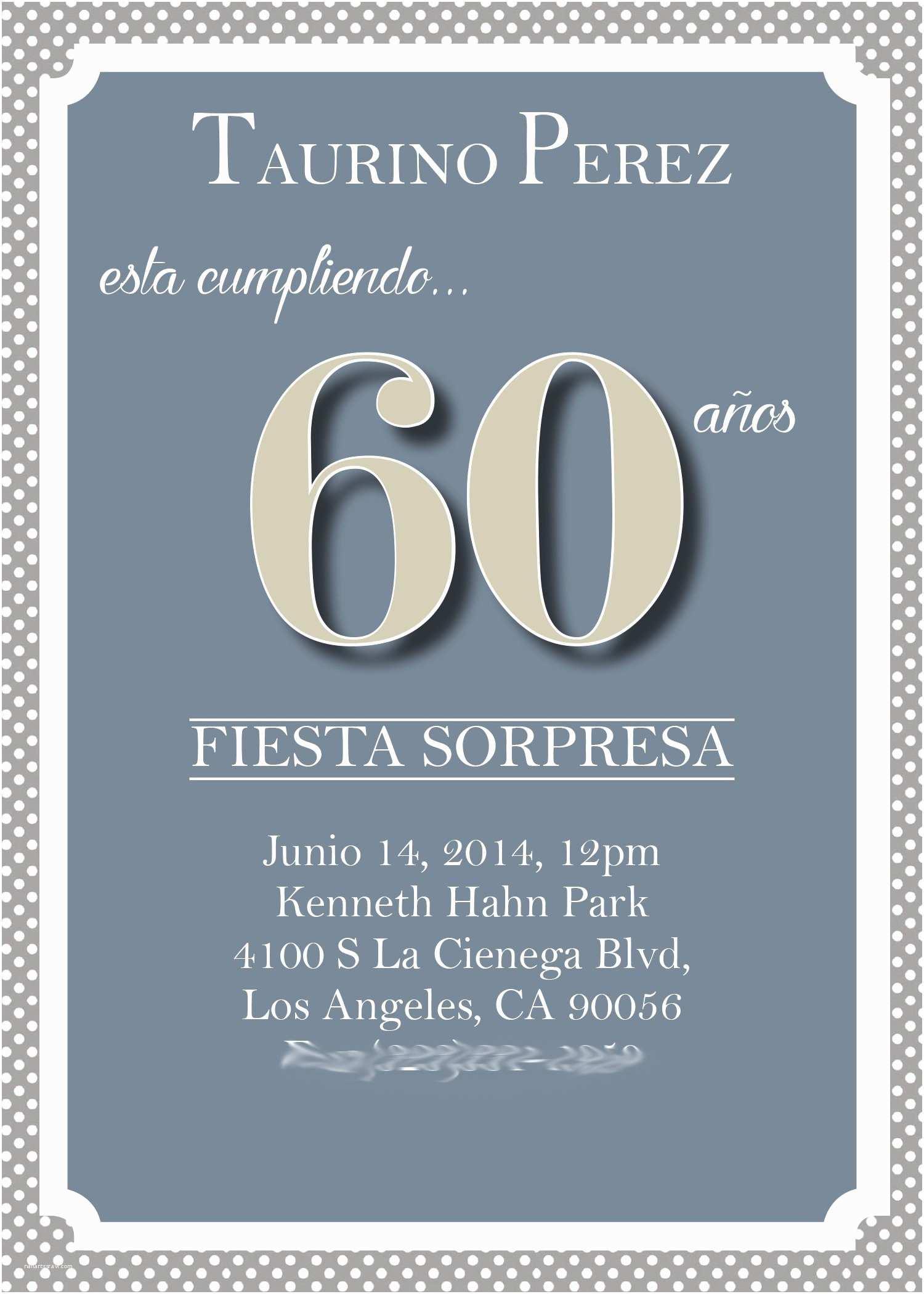 Birthday Invites Online Adult Birthday Invitation 60th Birthday Invitations