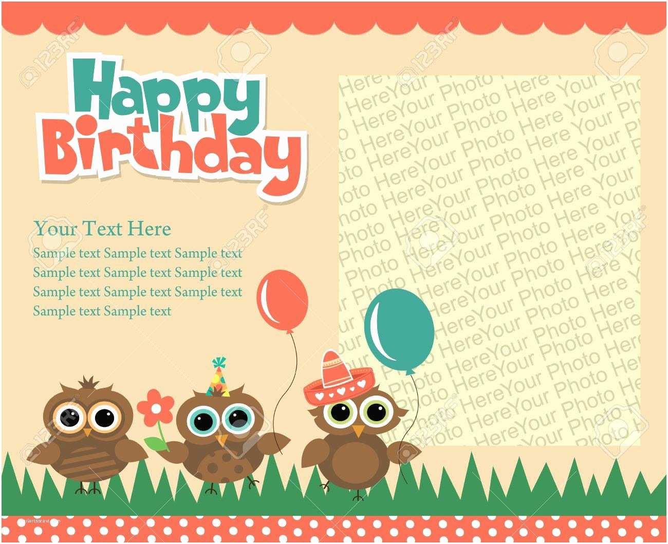Birthday Party Invitation Card Invitation Card Happy Birthday Image Collections