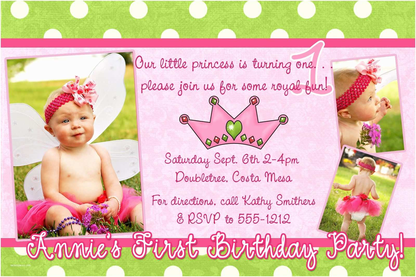 Birthday Party Invitation Sample Birthday Invitation Card Samples