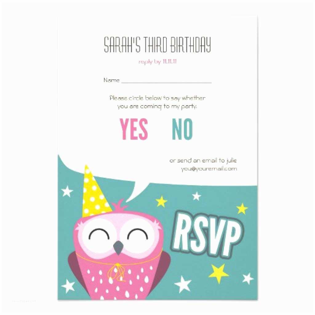 Birthday Party Invitation Sample Birthday Invitation Letter for Kids