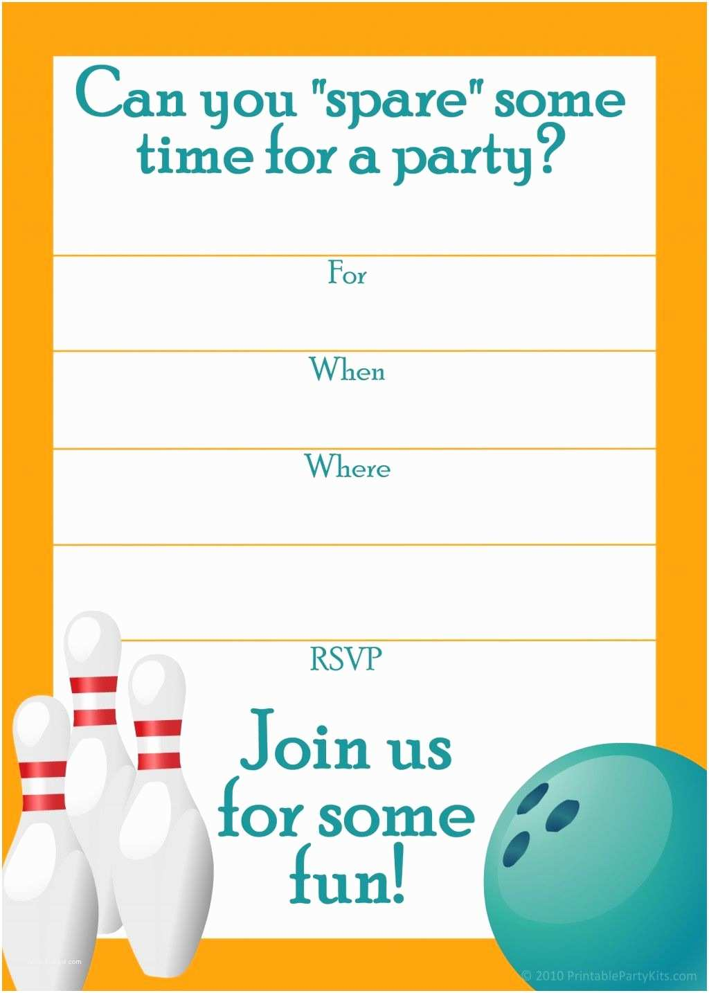 Birthday Party Invitation Template Free Printable Sports Birthday Party Invitations Templates