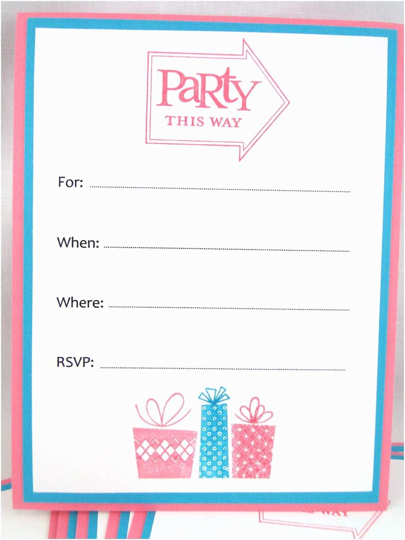 Birthday Party Invitation Wording Birthday Invitation Blank Templates Gallery Invitation