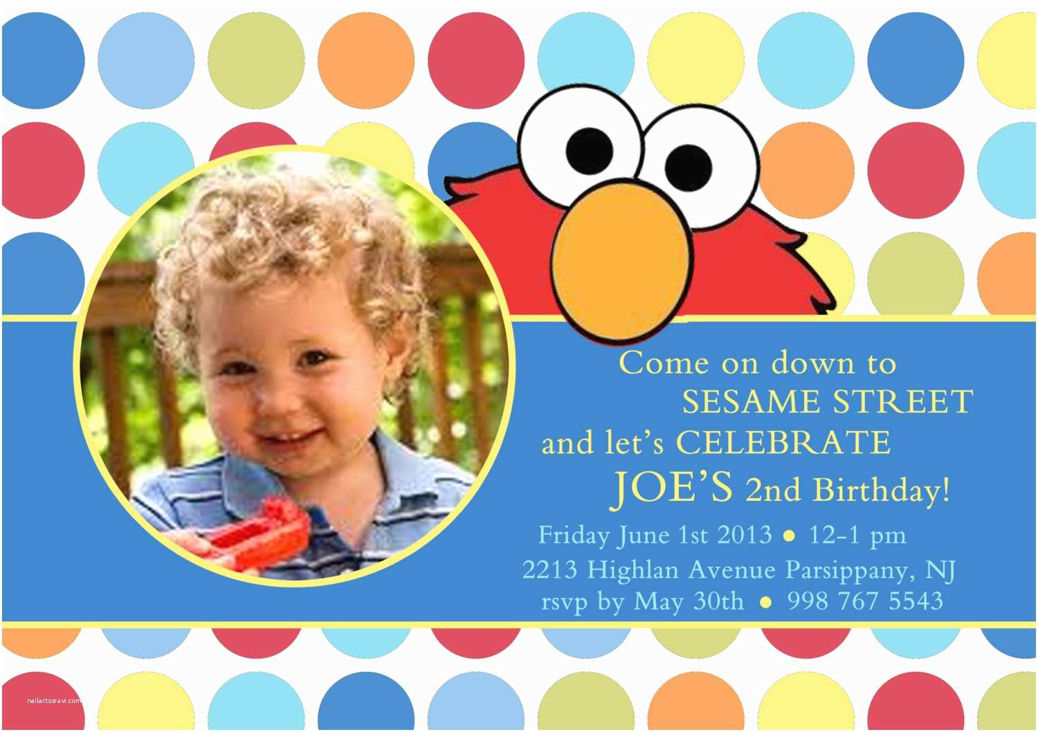 Birthday Party Invitations Free Printable Birthday Invitations for Kids