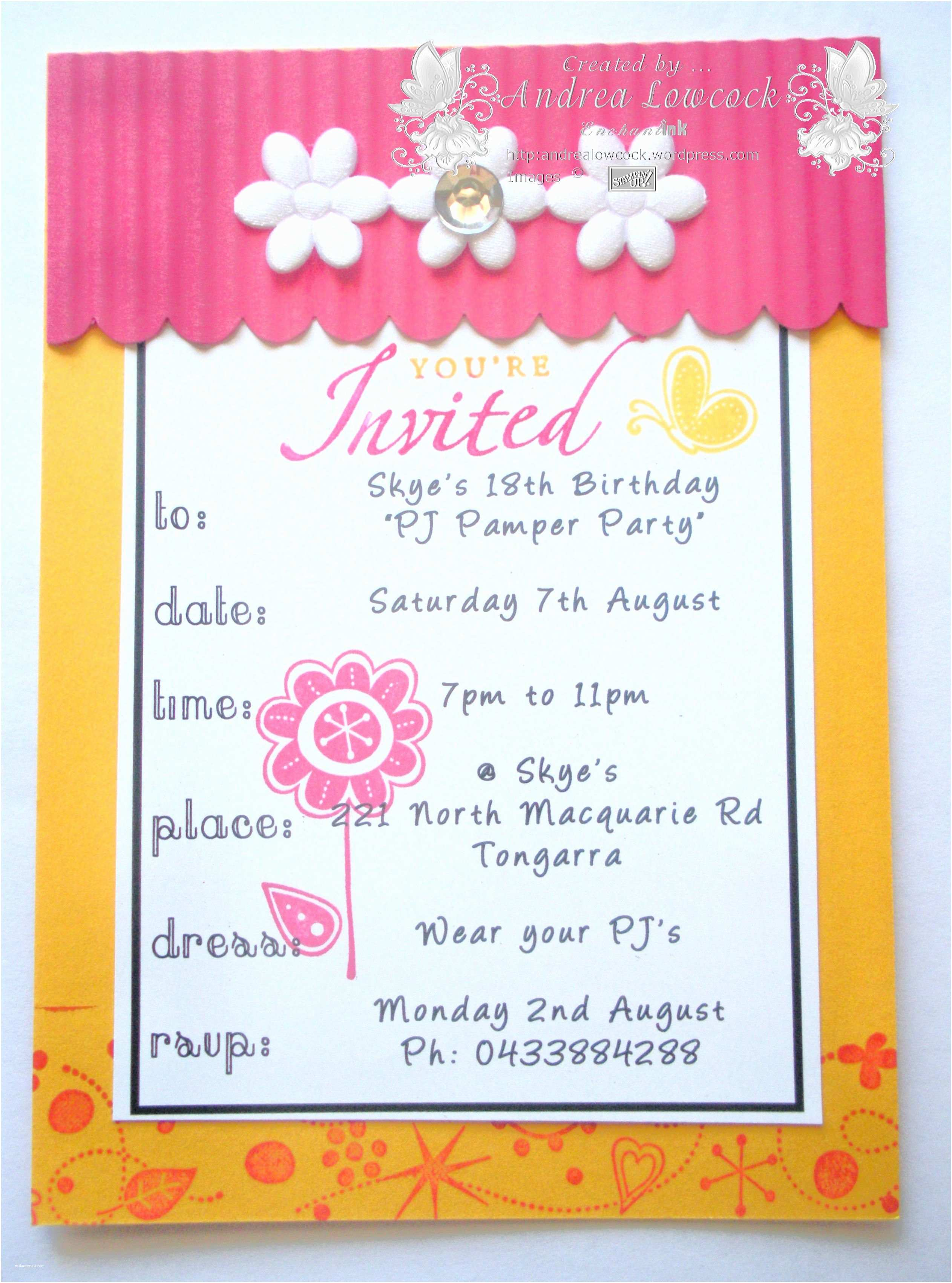 Birthday Party Invitations Happy Birthday Invitation – Gangcraft