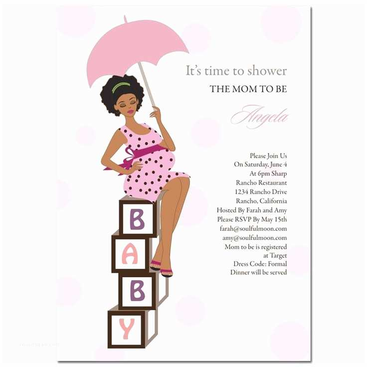 Black Baby Shower Invitations 1000 Ideas About African American Babies On Pinterest