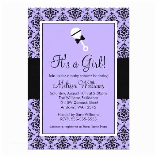 Black Baby Shower Invitations 347 area Code Text