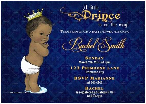 Black Baby Shower Invitations Black Baby Shower Invitations