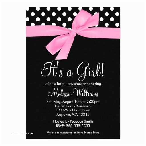 Black Baby Shower Invitations Invitations