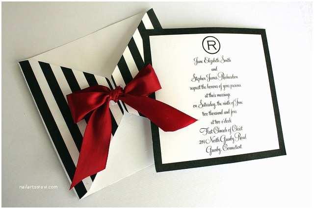 Black Red White Wedding Invitations 10 Stirring Red Black and White Wedding Invitations with