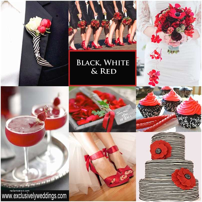 Black Red White Wedding Invitations Your Wedding Invitation and Your Wedding Colors Part 2