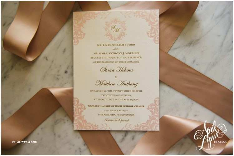 Black Tie Wedding Invitations Wordings How to Word A Black Tie Wedding Invitation with