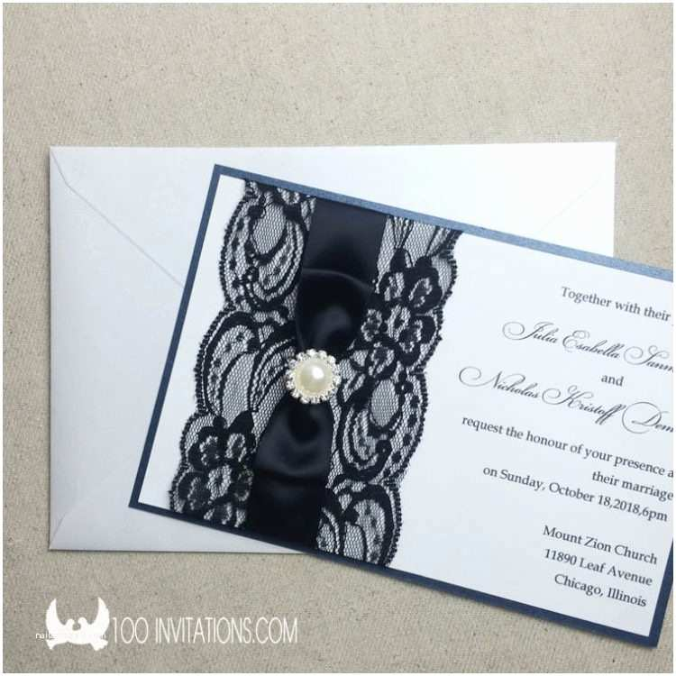 Black Wedding Invitation Kits Designs Black White and Aqua Wedding Invitations In Conju