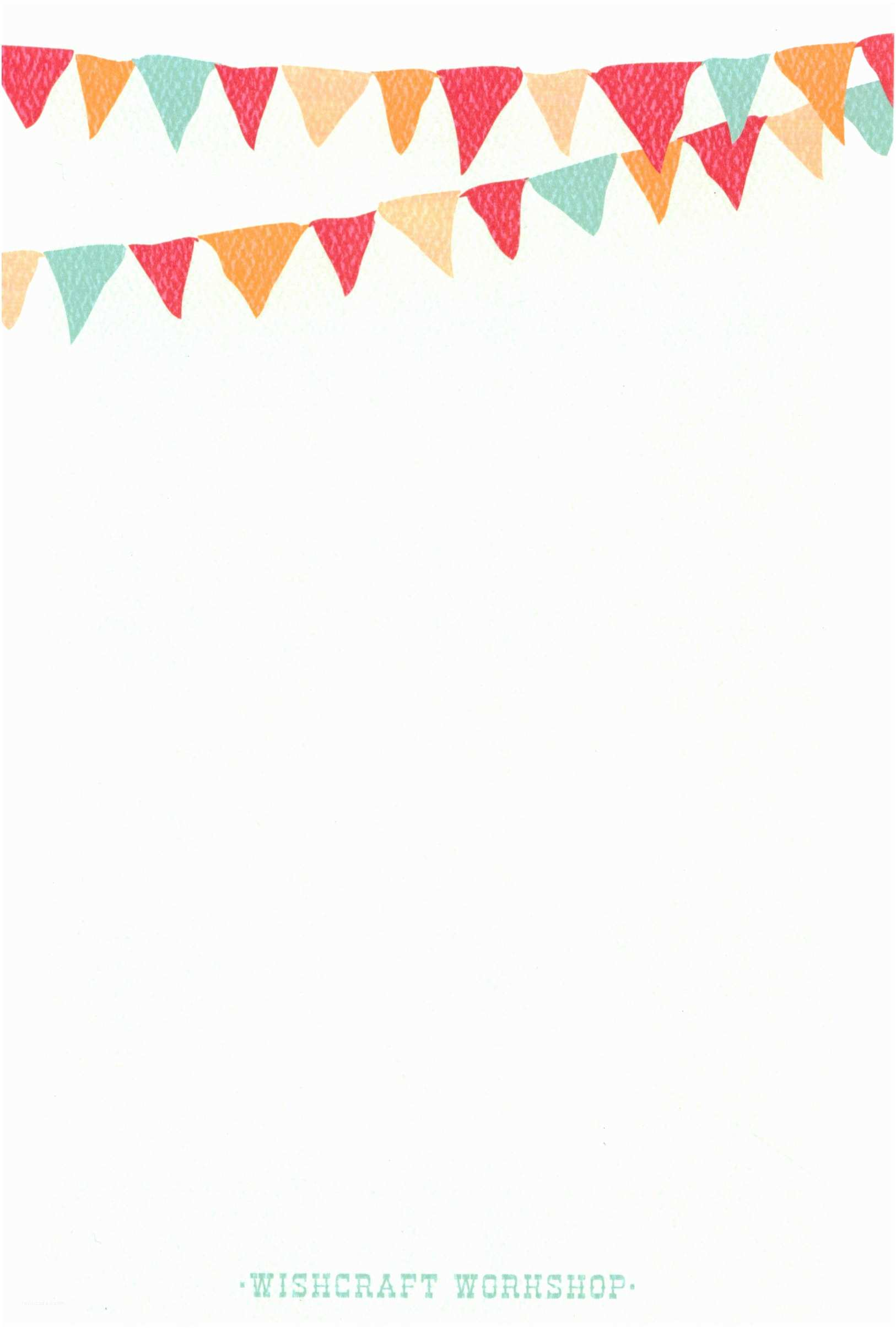 Blank Birthday Invitations Blank Party Invitations