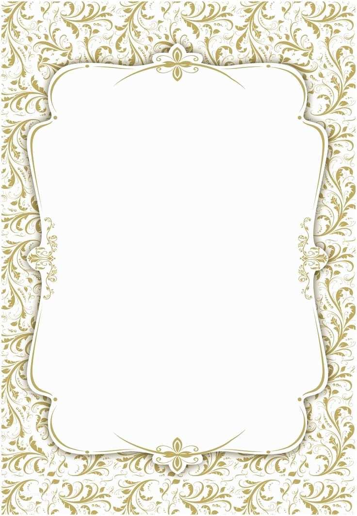 Blank Birthday Invitations Blank Wedding Invitation Template – orderecigsjuicefo