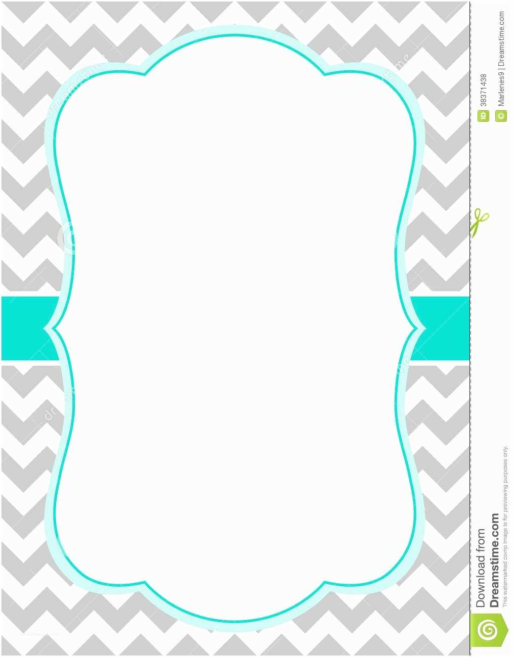 Blank Birthday Invitations Card Template Blank Invitation Templates Free for Word