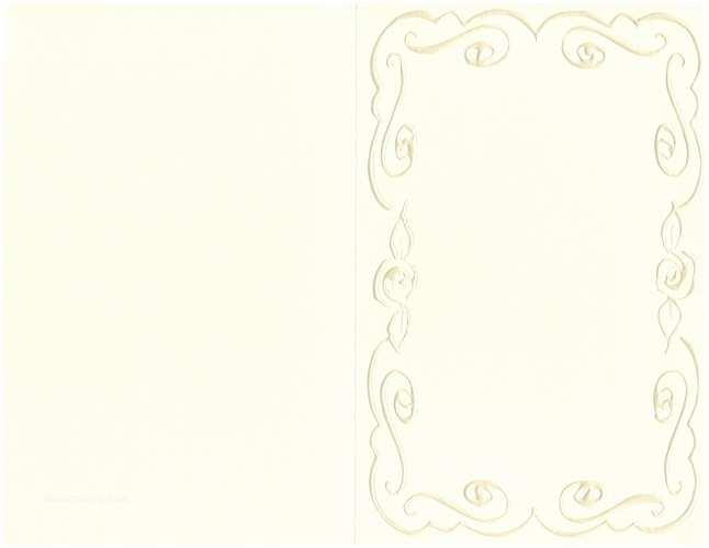 Blank Wedding Invitation Paper Blank Wedding Stationery Paper Negocioblog