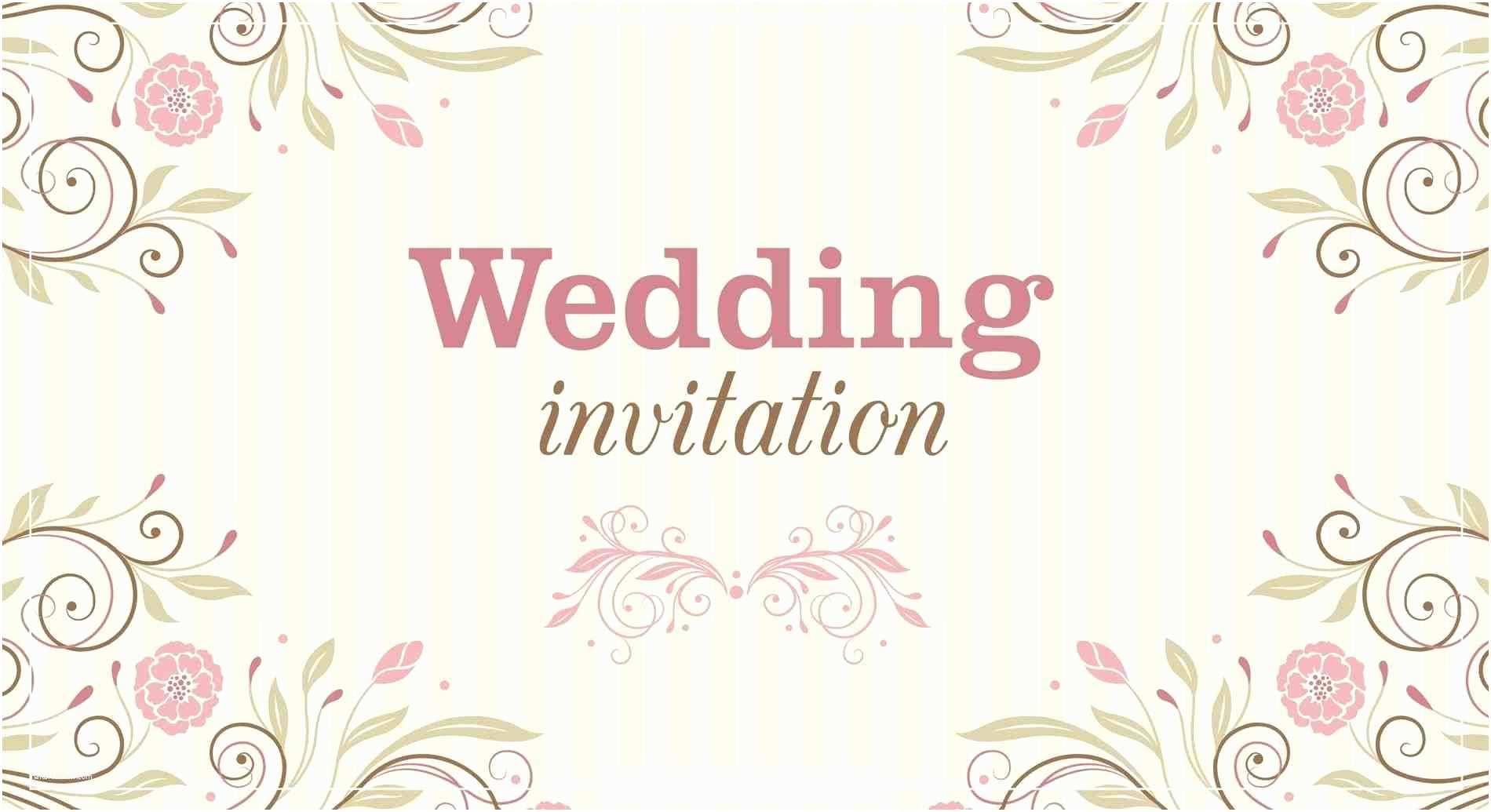 blank vintage wedding invitation templates