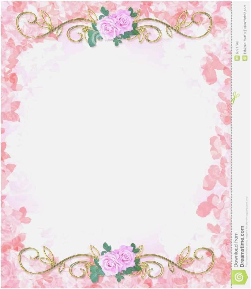 Blank Wedding Invitation Stock 96 Blank Vintage Wedding Invitation Templates Free