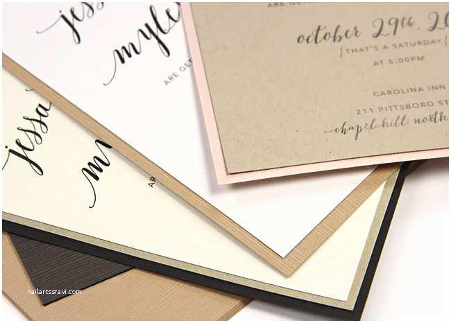Blank Wedding Invitation Stock Linen Sumi Cardstock X Tsumugi Lb Cov and Templates