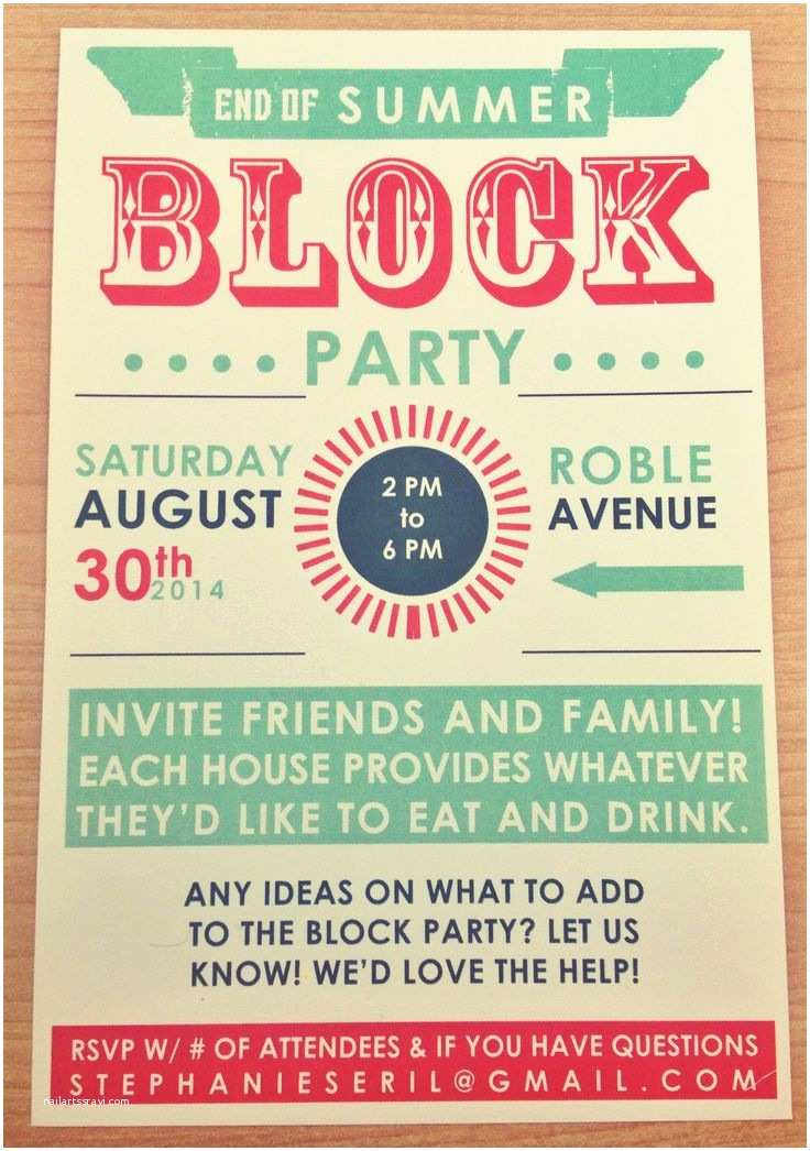 Block Party Invitation Best 25 Block Party Invites Ideas On Pinterest