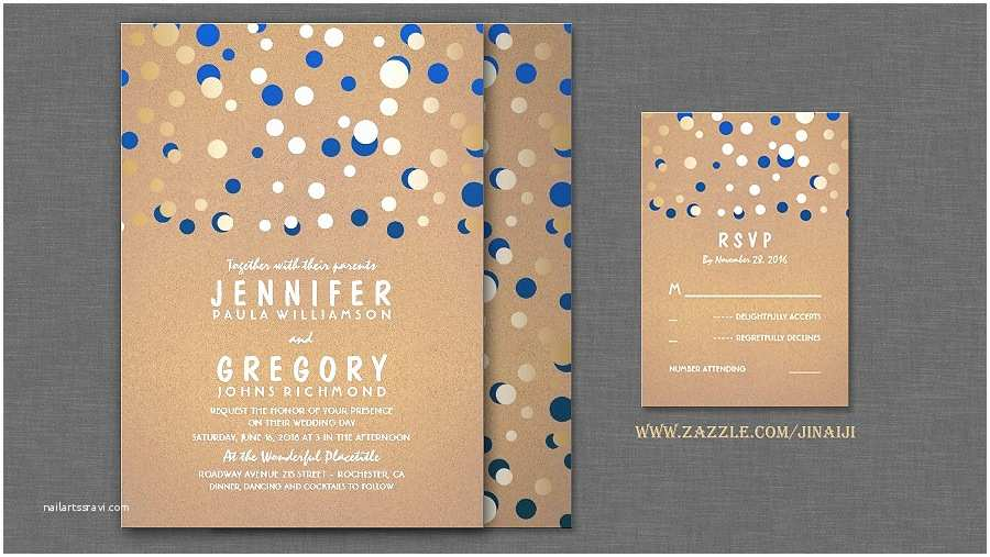 Blue and Gold Wedding Invitations Read More – Blue and Gold Wedding Invitations with
