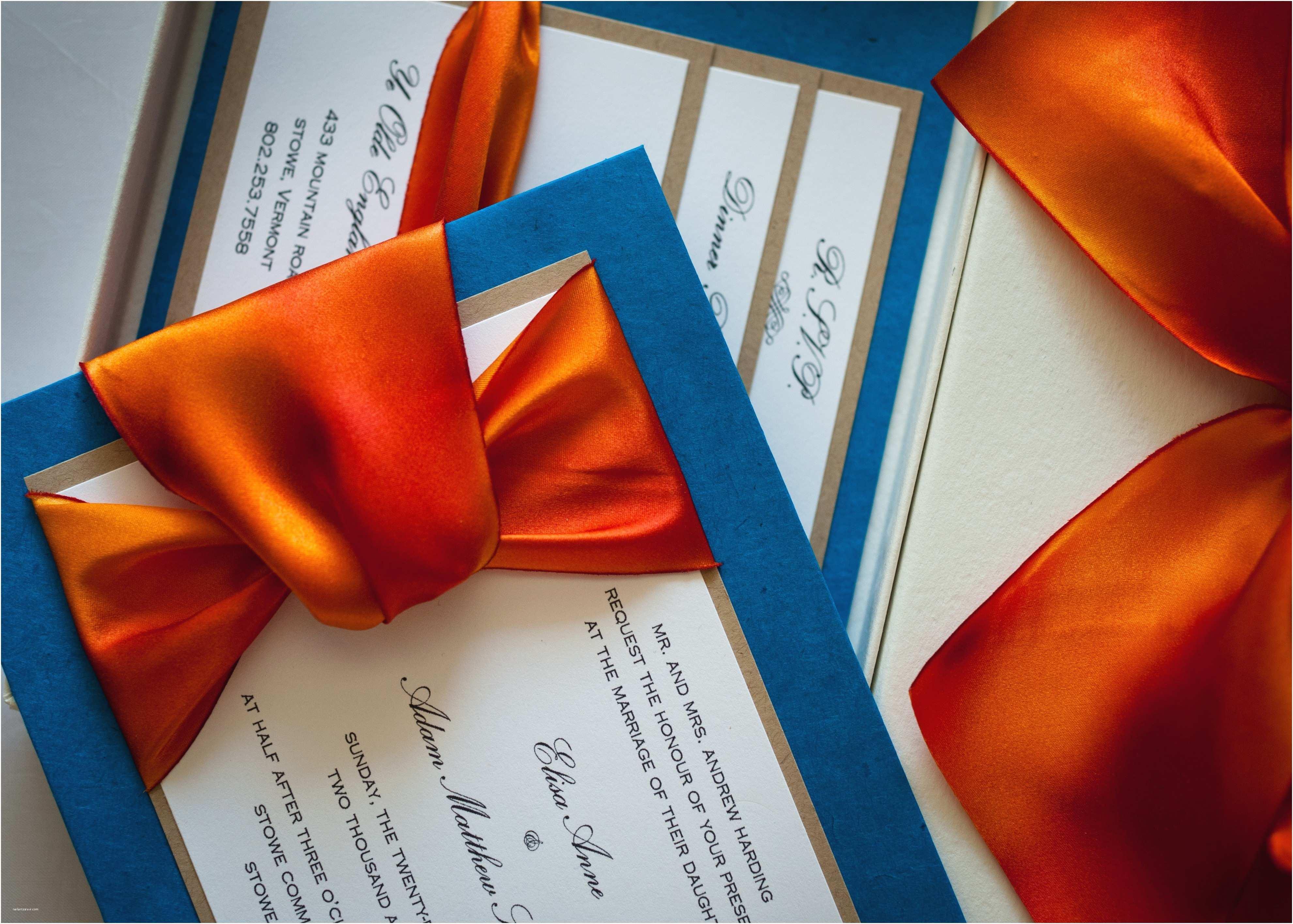 Blue and orange Wedding Invitations 7 Best Of Corporate Invitation Design Blue and