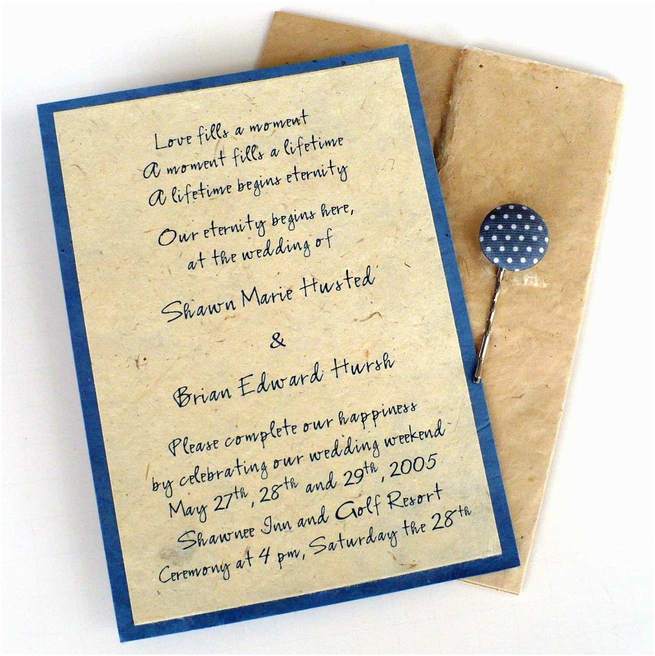 Blue and Yellow Wedding Invitations Navy Blue and Yellow Wedding Invitation Various
