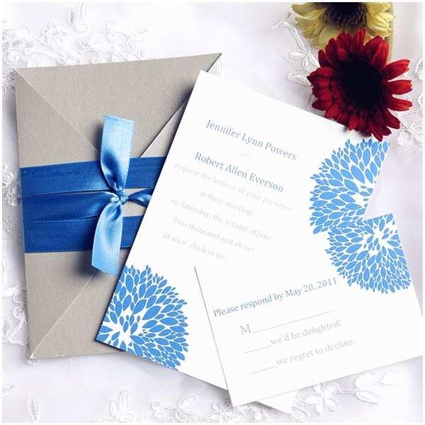 Blue Wedding Invitations Blue Wedding Invitations Cheap at Elegant Wedding Invites