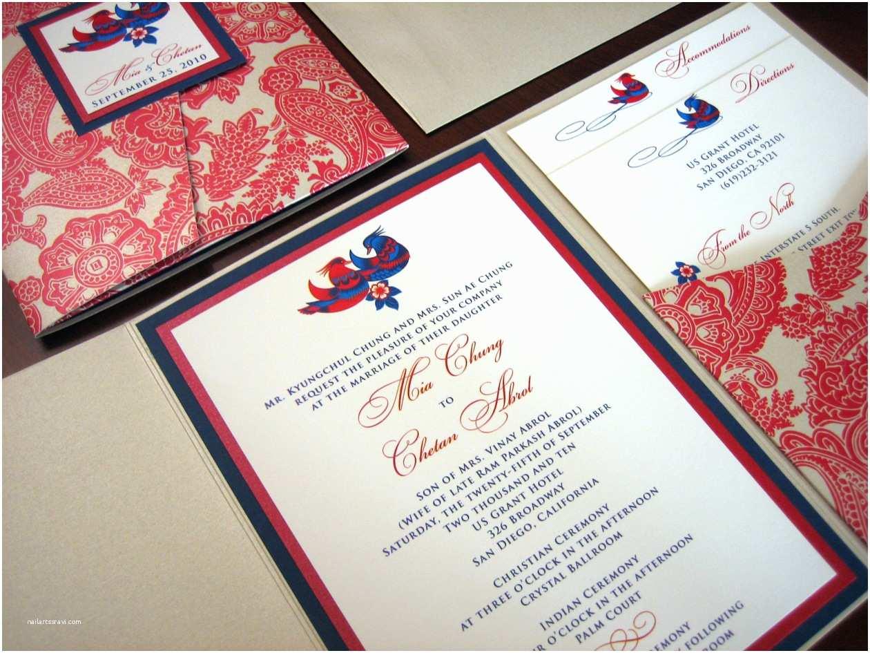 Blue Wedding Invitations Navy Blue Wedding Invitation – A Vibrant Wedding