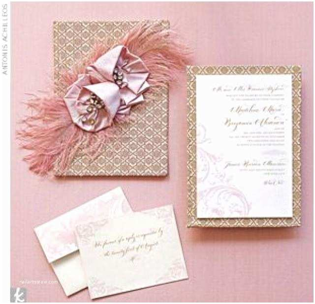 Blush and Gold Wedding Invitations Blush Wedding Blush Pink and Gold Wedding Invitations