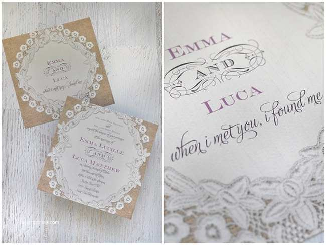 Boho Wedding Invitations Boho Wedding Invites by Invitations by Dawn Green