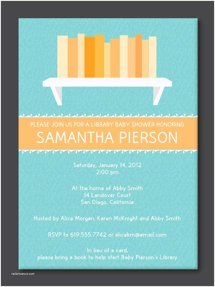 Book Baby Shower Invitations 36 Best Images About Baby Shower On Pinterest