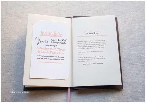Book themed Wedding Invitations 1000 Images About Design Wedding Invitations On