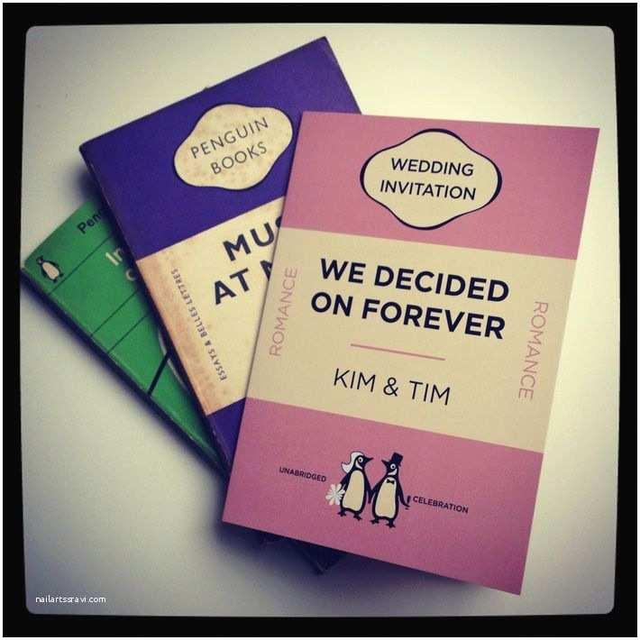 Book Wedding Invitations Book Style Wedding Invitations A Good Book