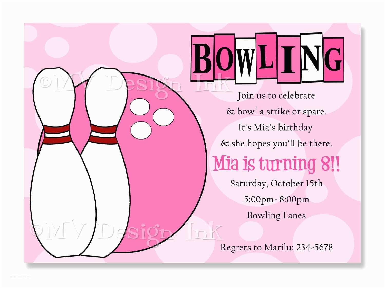 Bowling Birthday Party Invitations Bowling Party Invitations Templates Ideas Bowling Party Invitations Free Templates