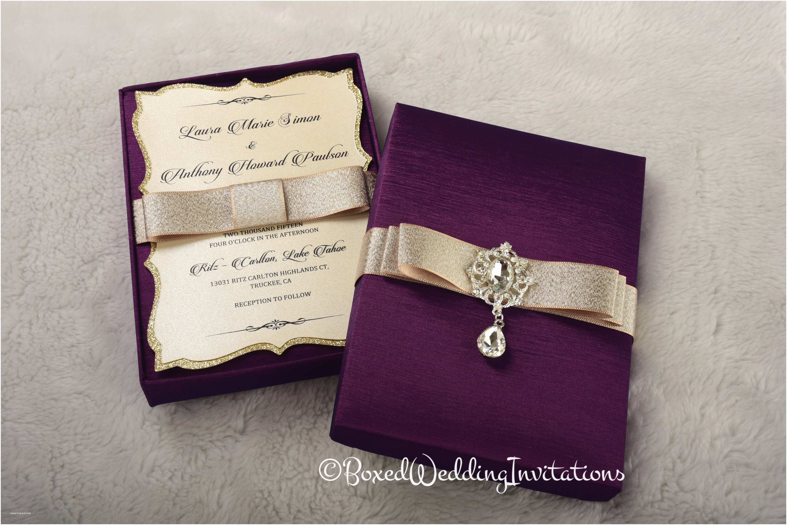Box Wedding Invitations ask A Date to Home Ing with Boxed Invitations
