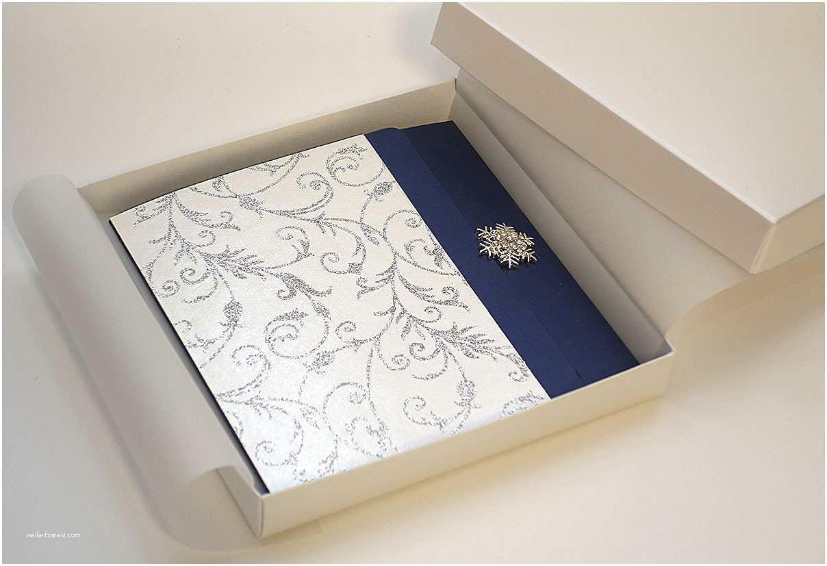 Box Wedding Invitations White Belted Wedding Invitation Boxes Uk Weddingsoon