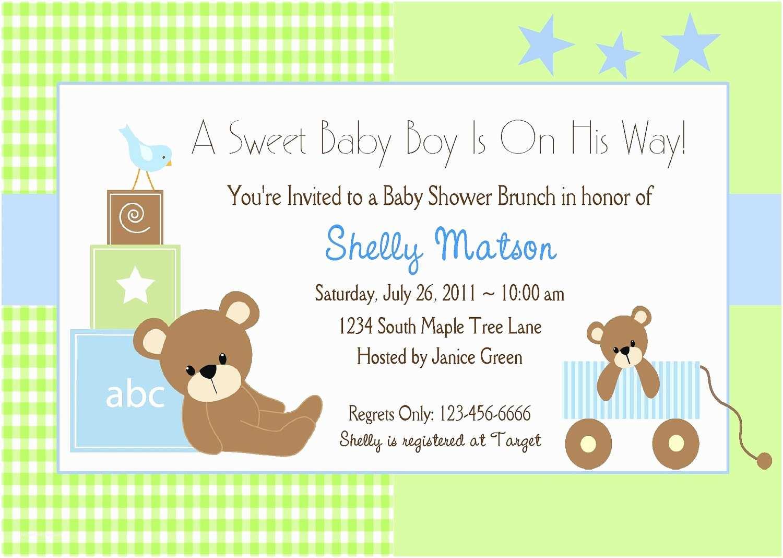 Boy Baby Shower Invitations Free Baby Boy Shower Invitations Templates Baby Boy