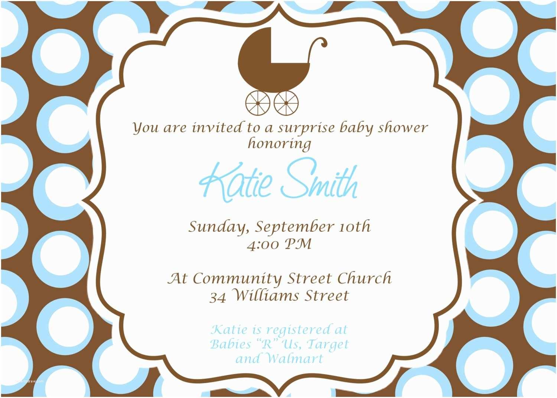 Boy Baby Shower Invites Baby Shower Invitations for Boy & Girls Baby Shower