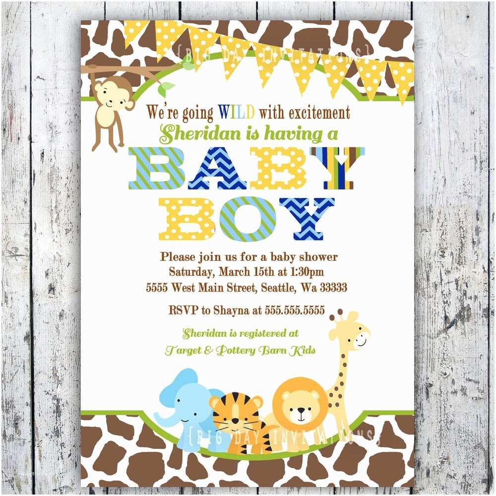 Boy Baby Shower Invites Free Printable Baby Shower Invitations for Boys
