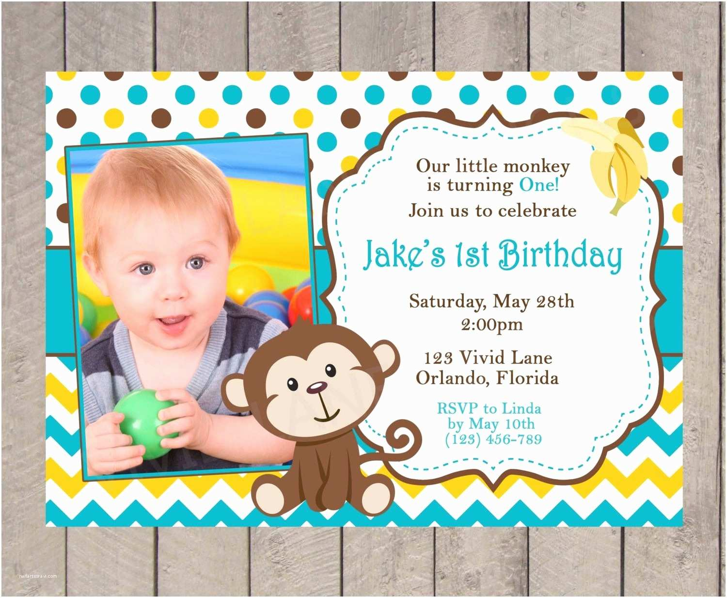 Boy Birthday Invitations 2nd Birthday Invitation Cards Templates for Boys