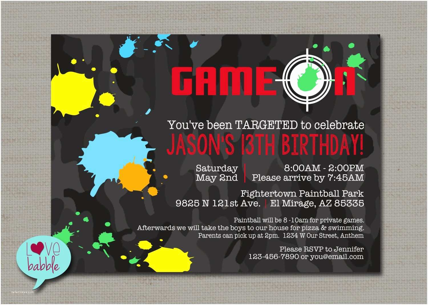 Boy Birthday Invitations Boys 16th Birthday Invitations
