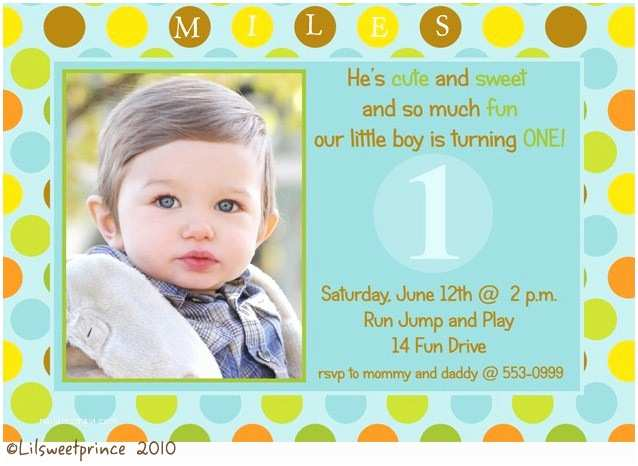 Boy Birthday Invitations First Birthday Invitations – Bagvania Free Printable