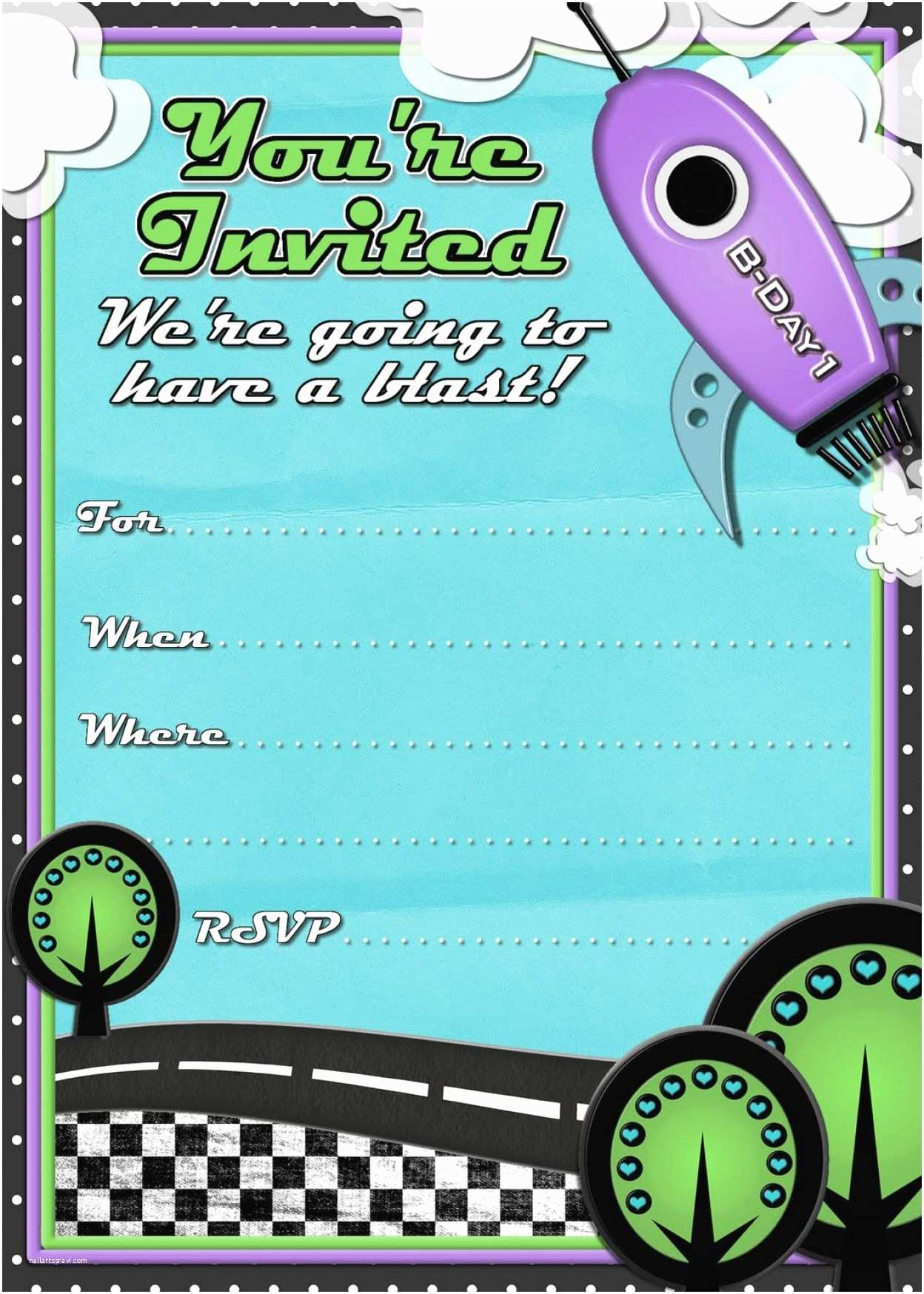 Boy Birthday Invitations Free Coloring Pages Of Boy Sleepover