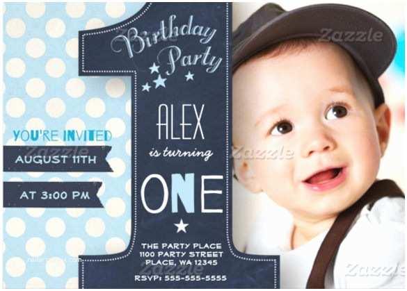Boy Birthday Invitations Kids Birthday Invitation Templates – 32 Free Psd Vector