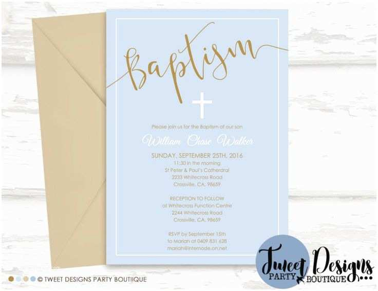 Boy Communion Invitations Best 25 Christening Invitations Boy Ideas On Pinterest
