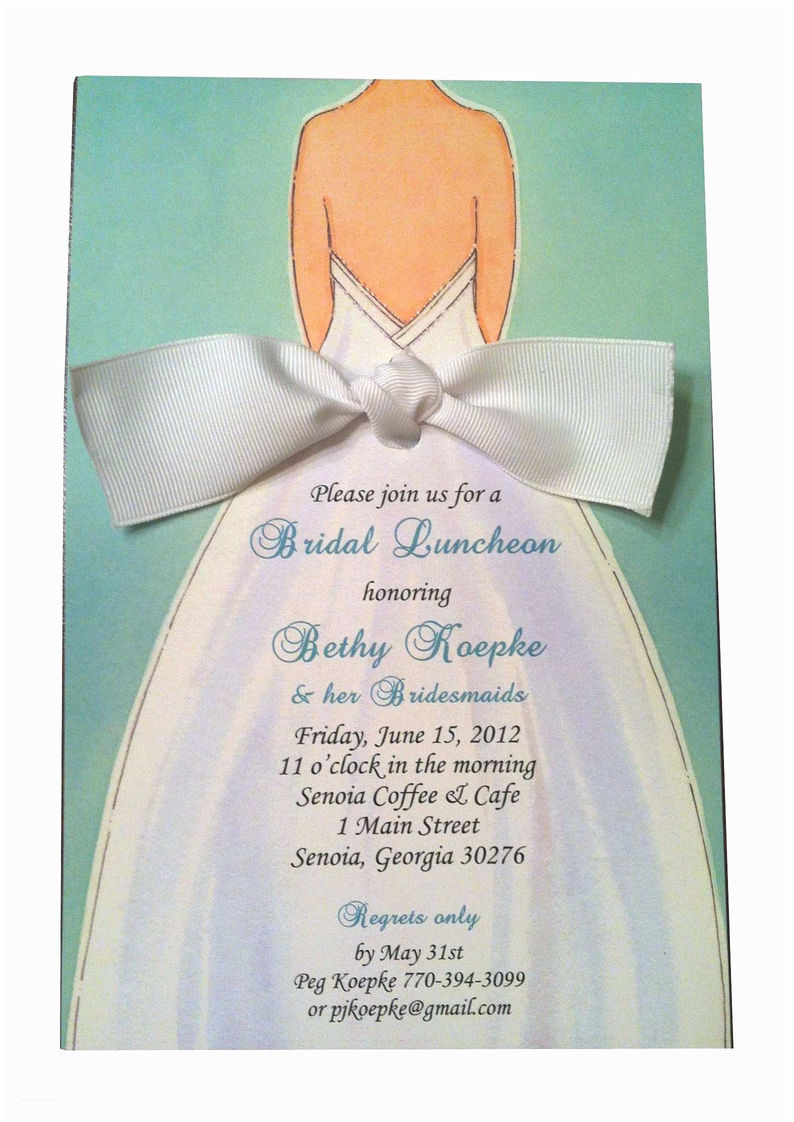 Bridal Shower Invitation Ideas Wedding Shower Invitations asking for Money Picture
