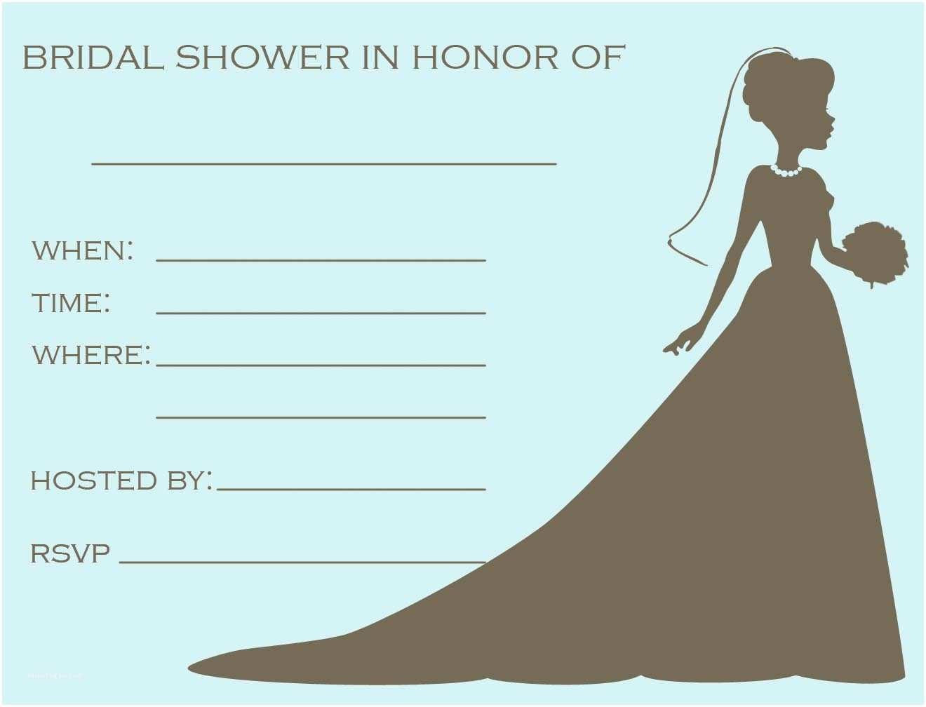Bridal Shower Invitation Templates 12 Mesmerizing Free Bridal Shower Flyer Templates Demplates