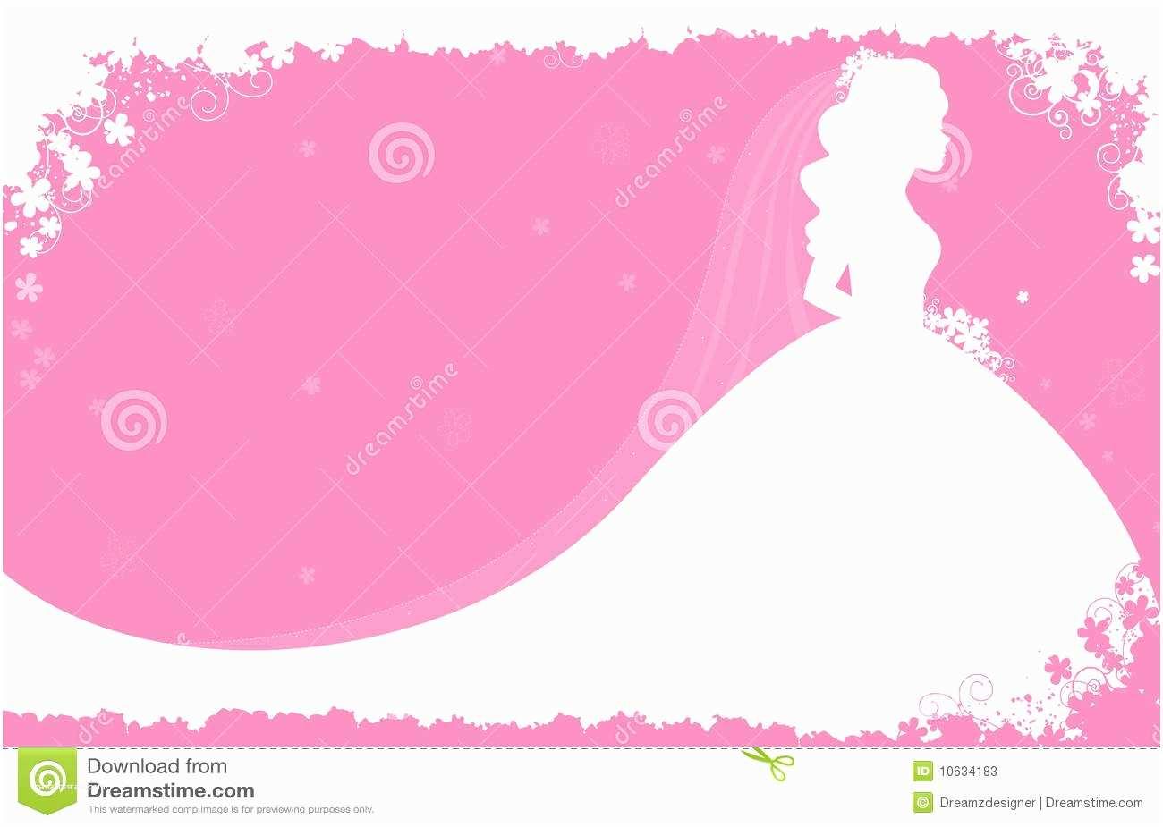 Bridal Shower Invitation Templates Clipart for Bridal Shower Invitations – 101 Clip Art