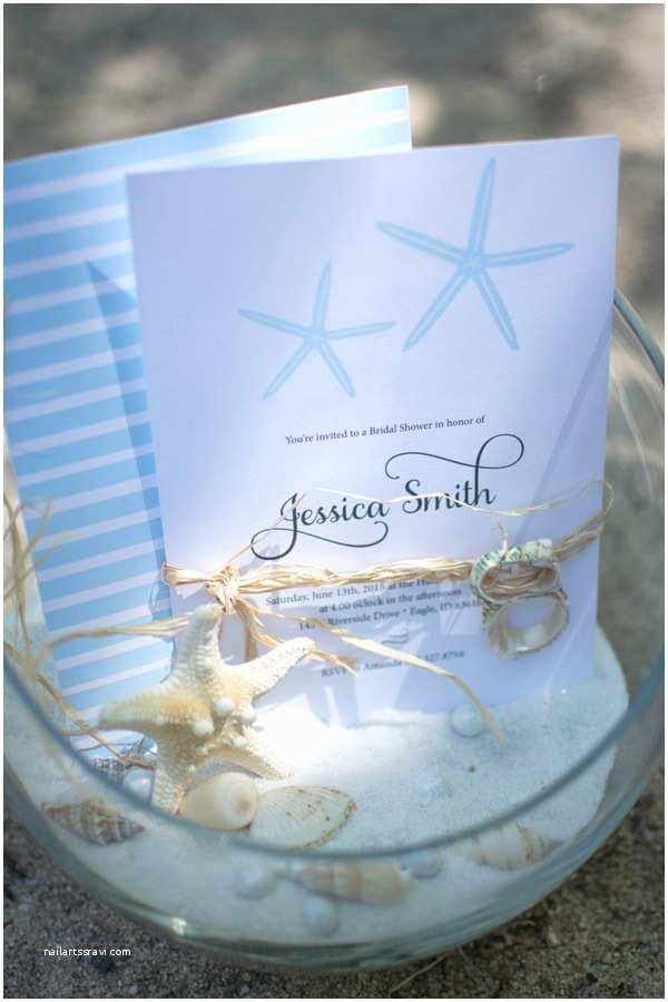 7 breezy beach bridal shower ideas